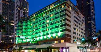 迈阿密市中心港口假日酒店 - 迈阿密 - 建筑
