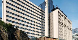 斯塔万格亚特兰大丽笙布鲁酒店 - 斯塔万格 - 建筑