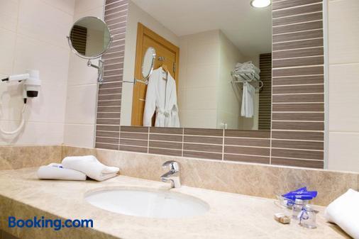 图纳里酒店 - 安卡拉 - 浴室