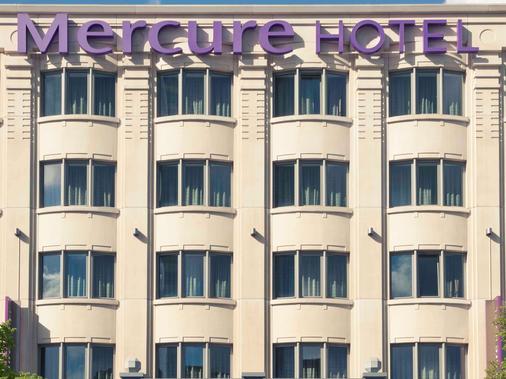 布鲁塞尔中心米迪美居酒店 - 布鲁塞尔 - 建筑
