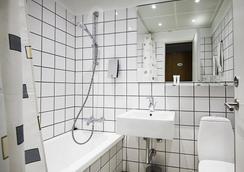 阿特兰提克第一酒店 - 奥胡斯 - 浴室