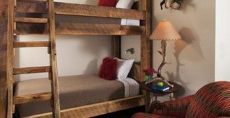 安特勒斯溪畔酒店 - 杜兰戈 - 睡房