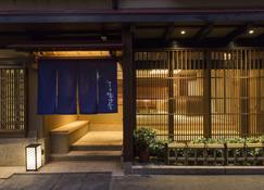 木造之宿桥津屋酒店 - 三朝町 - 建筑