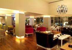 克娄帕特拉酒店 - 尼科西亚 - 休息厅