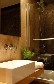 克娄帕特拉酒店 - 尼科西亚 - 浴室