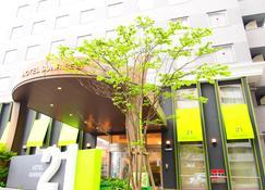 日出21酒店 - 东广岛市 - 建筑