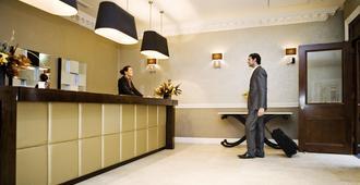 爱丁堡辉盛阁国际公寓 - 爱丁堡 - 大厅