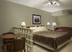 南帕德里岛速8酒店 - 南帕诸岛 - 睡房