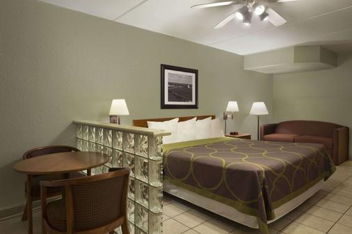 南帕诸岛速8酒店 - 南帕诸岛 - 睡房