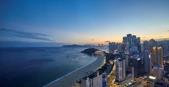 可隆海云酒店 - 釜山 - 户外景观