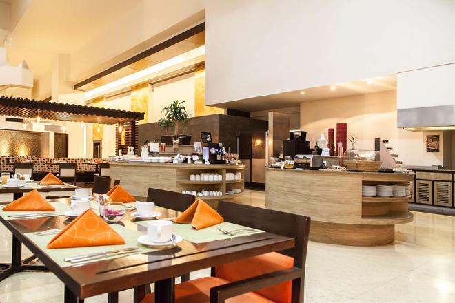墨西哥城机场t2航站楼nh典藏酒店 - 墨西哥城 - 餐馆