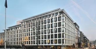 布鲁塞尔欧盟万怡酒店 - 布鲁塞尔 - 建筑