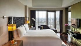 西贡索菲特广场酒店 - 胡志明市 - 睡房