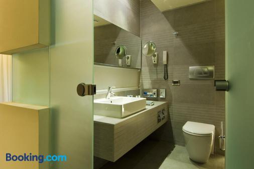 科斯阿克缇斯艺术酒店 - 科斯镇 - 浴室