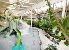 博斯塔尔西萨尔兰德中心公园酒店 - 诺费尔登 - 游泳池