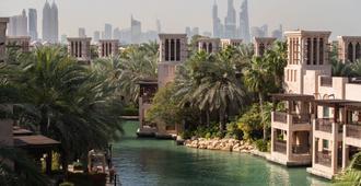 卓美亚夏宫酒店 - 迪拜 - 户外景观