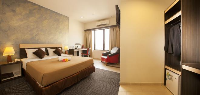 Leo快捷酒店 - 吉隆坡 - 睡房