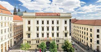 巴塞罗布尔诺宫酒店 - 布尔诺 - 建筑