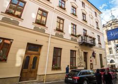 雷卡兹梅迪威尔利沃夫酒店 - 利沃夫 - 建筑