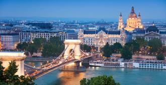 布达佩斯公园广场艺术酒店 - 布达佩斯 - 户外景观