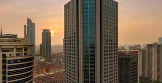 上海四季酒店 - 上海 - 建筑