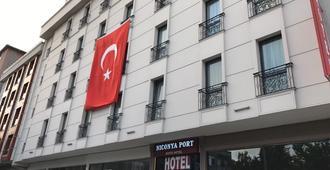 尼康亚港口套房及酒店 - 伊斯坦布尔 - 建筑