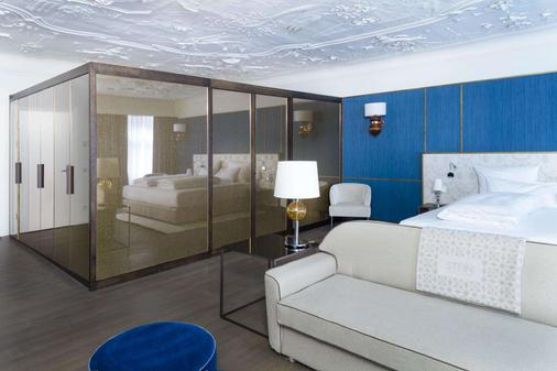 斯坦酒店 - 限供成人入住 - 萨尔茨堡 - 睡房