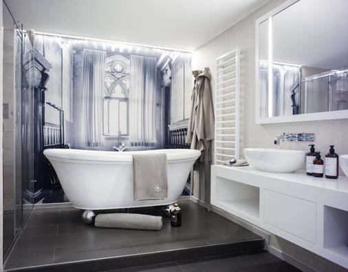 斯坦酒店 - 限供成人入住 - 萨尔茨堡 - 浴室