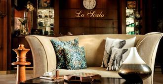 乐麦地那索维拉海洋 Spa 酒店 - 索菲特美憬阁酒店 - 索维拉 - 柜台