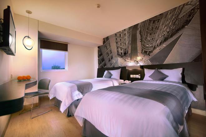 尼欧芒加杜阿阿斯顿酒店 - 北雅加达 - 睡房