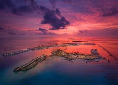 马尔代夫硬石酒店 - 马列 - 户外景观