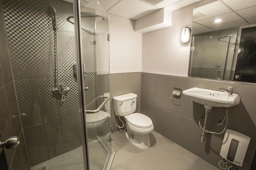 街区旅舍 - 曼谷 - 浴室