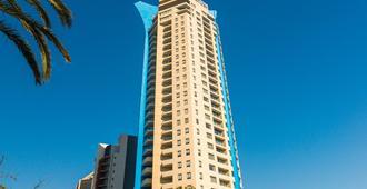 曼特拉奎恩酒店 - 布里斯班 - 建筑