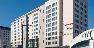 里昂火车站美居酒店 - 里昂 - 建筑