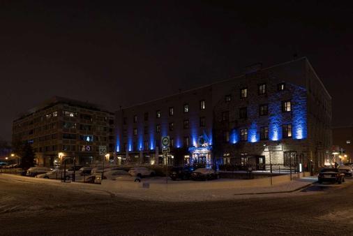魁北克皇家港景酒店 - 魁北克市 - 建筑