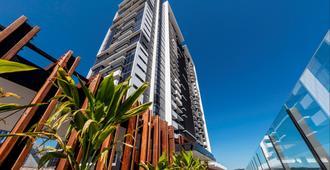 布里斯班米尔顿公寓式酒店 - 布里斯班 - 建筑