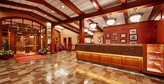 诺曼底贝斯特韦斯特优质套房酒店 - 明尼阿波利斯 - 柜台