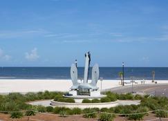 格尔夫波特戴斯酒店 - 格尔夫波特 - 海滩
