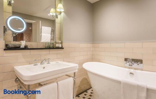 景街联排别墅酒店 - 曼彻斯特 - 浴室