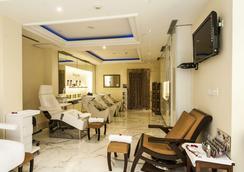 新德里帝国酒店 - 新德里 - 游泳池