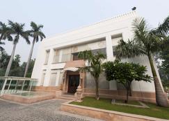 新德里帝国酒店 - 新德里 - 建筑