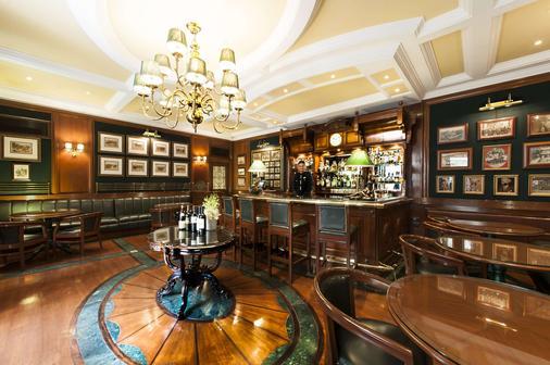 新德里帝国酒店 - 新德里 - 酒吧