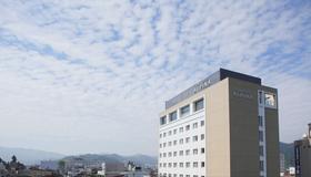 奥尔皮娜海达高山市Spa酒店 - 高山 - 建筑