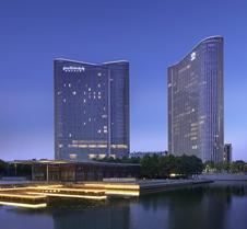 无锡新湖铂尔曼大酒店