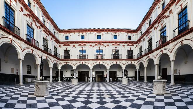 加的斯修道院精品酒店 - 加的斯市 - 建筑