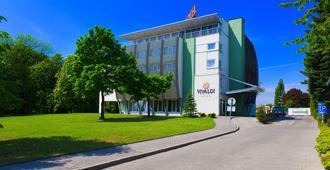维瓦尔第酒店 - 波兹南 - 建筑