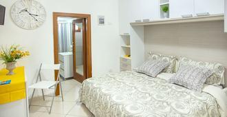 阿里斯第德家庭旅馆 - 圣安吉洛 - 睡房