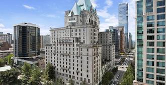 温哥华费尔蒙特酒店 - 温哥华 - 户外景观