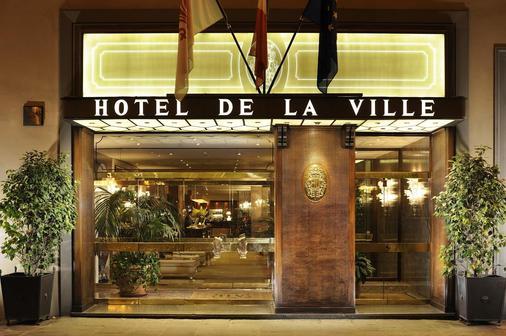 佛罗伦萨德拉维尔酒店 - 佛罗伦萨 - 建筑