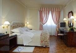 德拉维勒酒店 - 佛罗伦萨 - 睡房